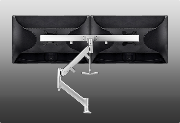Dual Monitor Mount - Best Dual Monitor Stands - ATDEC