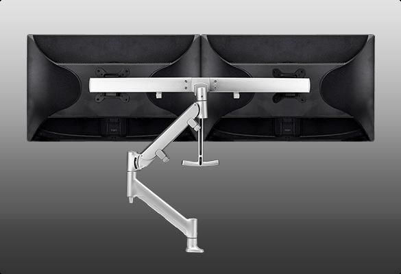 Dual Monitor Mount - Best Dual Monitor Stands - ATDEC