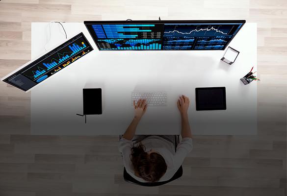 Modular Mounting Solutions - Large Monitors and Display Mounts - ATDEC